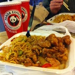 Photo taken at Panda Express by Theresa S. on 12/22/2012