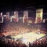 Photo taken at Abdi İpekçi Arena by Aslan S. on 6/8/2013