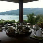 Photo taken at Andara Resort Villas Phuket by Evgeny Y. on 1/3/2013