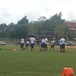 Photo taken at Hanahan Recreation Complex by Geechie G. on 9/21/2013