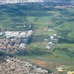 Photo taken at Aeroporto Estadual Campo dos Amarais (CPQ/SDAM) by Dedy M. on 11/6/2012