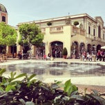 Photo taken at La Reggia Designer Outlet by Valery U. on 5/4/2013