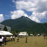 Photo taken at 陸上自衛隊 湯布院駐屯地(JGSDF Camp Yufuin) by Yoshikazu I. on 7/17/2013