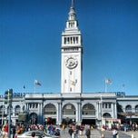 Photo taken at Ferry Building by Viktor N. on 5/26/2013