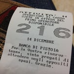 Photo taken at Bcc Pistoia by Valentina A. on 12/14/2012
