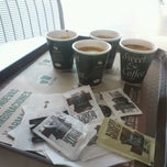 Photo taken at Sweet & Coffee by Saul C. on 2/13/2013