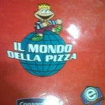Photo taken at IL Mondo della Pizza by Nico G. on 12/20/2012