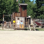 Photo taken at Winthrop KOA by Jose C. on 8/18/2013