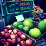 Photo taken at Davies Park Market by Francisco F. on 6/14/2013