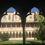 Photo taken at Facultat Lletres Universitat de Girona by Batlle E. on 4/18/2013