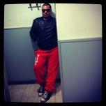 Photo taken at Foot Locker by Ravi de Dios on 2/4/2013