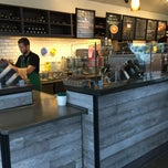 Photo taken at Starbucks by Charmayne C. on 1/17/2015