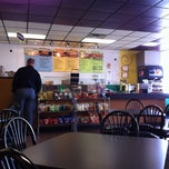 Photo taken at Blimpie Subs and Salads by Gregg P. on 6/11/2013