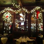 Photo taken at Bistro Le Steak by Jaume O. on 12/25/2012
