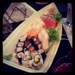 Photo taken at Kami Sushi by Geovanna N. on 12/30/2012