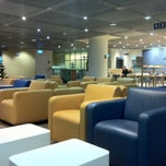 Photo taken at Lufthansa Welcome Lounge (Arrival Lounge) by Алексей on 12/29/2012