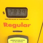 Photo taken at Shell by Carlos G. on 5/25/2013