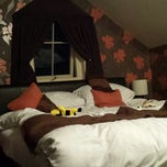 Photo taken at The Chocolate Boutique Hotel by Aran R. on 10/19/2013