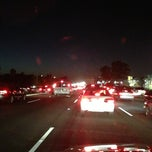 Photo taken at I-405 (San Diego Freeway) by Mike C. on 10/5/2012