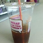 Photo taken at Dunkin Donuts by Anthony D. on 9/6/2013
