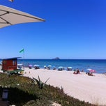 Photo taken at Playa del Tabal_La Manga by Guillaume L. on 7/29/2013