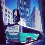 Photo taken at Union Station GO Bus Terminal by Danielle G. on 7/24/2013