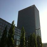 Photo taken at Deutsche Bank PBC Center by Björn R. on 5/6/2013