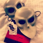 Photo taken at The McKittrick Hotel by Ege D. on 10/24/2012