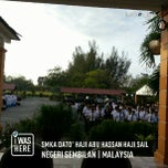 Photo taken at SMKA Pedas by Rasis J. on 11/3/2013