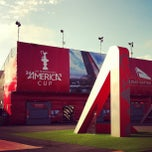 Photo taken at America's Cup Pavilion by David S. on 8/7/2013