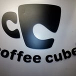 Photo taken at Coffee Cube by Nadeem M. on 6/5/2014