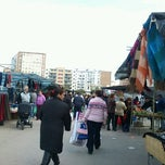 Photo taken at Mercadillo de Huelin by Gemma R. on 12/5/2012
