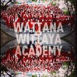 Photo taken at โรงเรียนวัฒนาวิทยาลัย (Wattana Wittaya Academy) by Napat K. on 2/16/2013