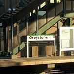Photo taken at Metro North - Greystone Train Station by Gennaro S. on 1/3/2013