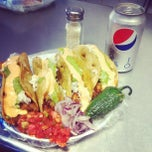 Photo taken at Tacos Charly by Osckar R. on 8/28/2013
