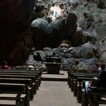Photo taken at Callao Cave by Marinela V. on 5/1/2015