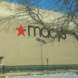 Photo taken at Macy's by Kayla G. on 2/20/2013