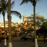 Photo taken at Plaza De Presidencia by Vania G. on 2/2/2013