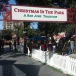 Photo taken at Christmas in San Jose! by Angie A. on 11/21/2012