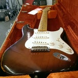 Photo taken at Guitars Etc by Vic D. on 3/3/2015