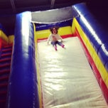 Photo taken at Playtown Express by Timothy D. on 2/27/2013