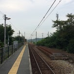 Photo taken at JR 小野町駅 by Yosuke O. on 8/12/2014