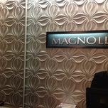 Photo taken at Magnolia Hotel by Julia on 11/27/2012