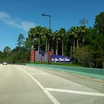 Photo taken at 429 Disney World Exit by Elizabeth G. on 9/28/2013