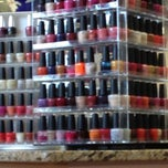 Photo taken at Happy Nails by Cathie C. on 11/30/2012