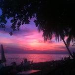 Photo taken at หาดจอมเทียน (Jomtien Beach) by mariecha on 5/5/2013