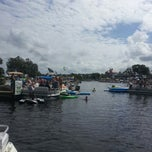 Photo taken at Homosassa, FL by Tammy T. on 9/15/2012