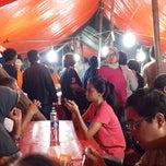 Photo taken at Sop Kambing Dudung by Mick on 7/29/2014