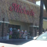 Photo taken at Michaels by Danny A. on 4/9/2013