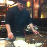 Photo taken at Hayashi Japanese Hibachi and Sushi Bar by Jeffrey T. on 3/15/2013